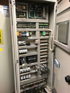 2 Stuks WKK Installatie -Gasmotor MAN E2842LE 302 & Generator Stamford HC534C -3
